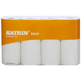 Køkkenrulle Katrin Basic 200