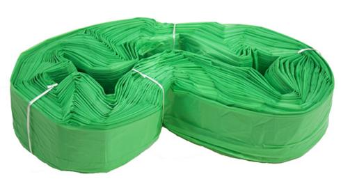 Maxi sekkemagasin 110m 30my  grønn