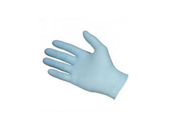 Hanske nitril blå L (200 st)