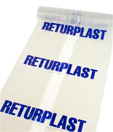 Avfallsekk returplast 240L