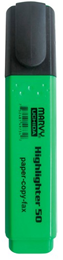 Overstregningspen MARVY 50 grøn