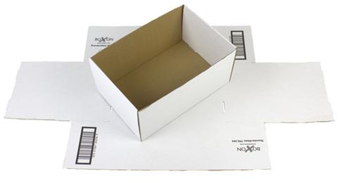 Blankettlåda botten ES304 320x215x150mm