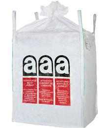 Big Bag Asbest, 90x90x110cm