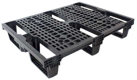 Plastpall 800x600x150mm