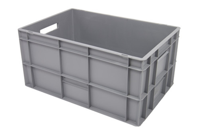 Plastlåda 55 L 600x400x290mm