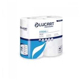 Toalettpapir lucart 57m 56 rl/sekk