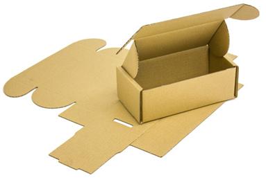 Selvlåsende kasse 190x100x70mm