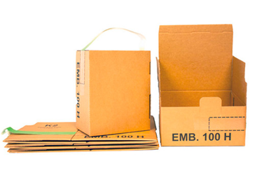Emballasje 100 175x143x84mm