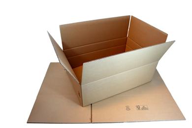 Pahvilaatikko 590*390*200/125 mm BOX081