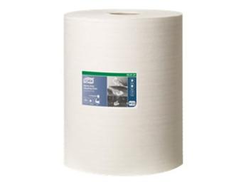 Rengøringsklude Tork premium 530 rulle i box w1/w2/w3
