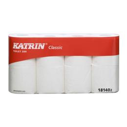 Toiletpapir Katin Classic 200