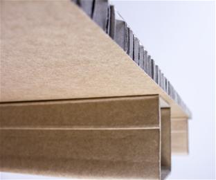 Kartongpall Honeycomb 600x800x100mm