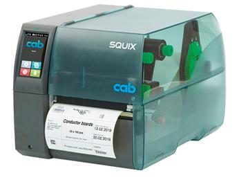Cab SQUIX 6.3/200