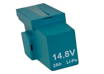 Batteri till ITA-24 14.8V 2.0 Ah