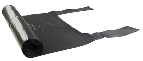 Avfallsekk 720x1250mm svart 50my 100L Knytesekk