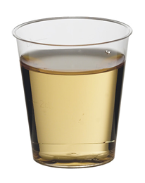 Plastglas hård 5cl