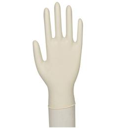 Handske latex puderfri L