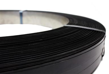 Stålbånd bredspolet 13x0,5mm