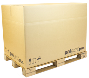 Pallbox komplett 1/1 1170x770x800mm