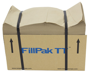 FillPak TT fanfold papir 50g