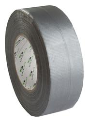 Lerretstape 501 48mmx50m sølv/grå
