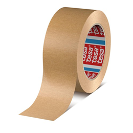 Papirtape Tesa 4713 50mmx50m brun