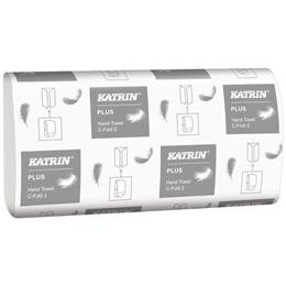 Handduk Katrin Plus C-Fold 2