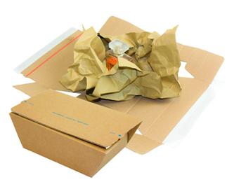 Paperpac-pakkaus 230*150*63mm
