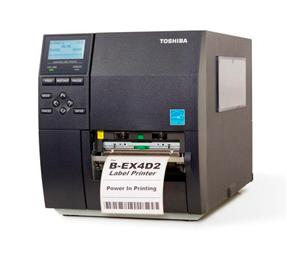 Toshiba B-EX4D2, 200/300dpi FH Dir termo