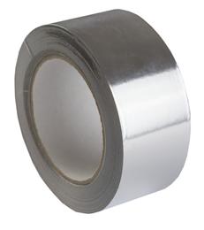 Aluminumtape 901 75mmx50m AC 30my