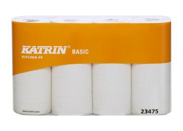 Køkkenrulle Katrin Basic 90