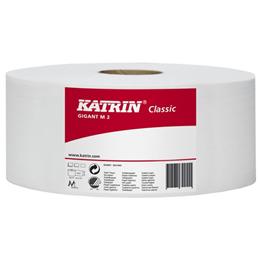 Toiletpapir Katrin Gigant Classic M2