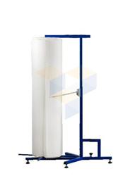 Rullateline pysty, lattiamalli 100-174cm/35kg