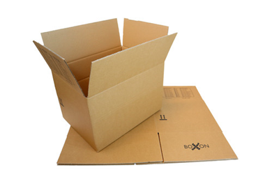Pahvilaatikko 390*290*250/150 mm BOX036
