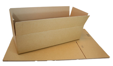 Pahvilaatikko 615*225*260/150 mm BOX100