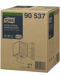 Aftørringsrulle i box nonwoven W1/2/3
