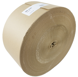 Enkeltsjikts bølgepapp 120cmx75m