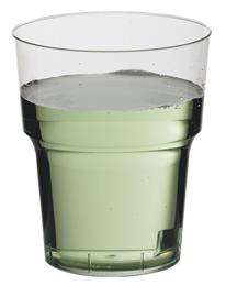 Plastglas hårde 38cl 25/FP