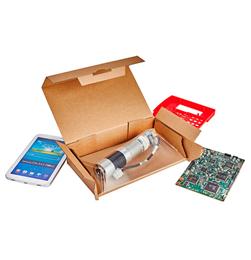 Korrvu Retention Box 669*420 mm AntiStatic
