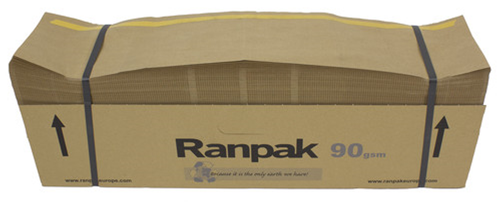 Fanfold LC papper 90g