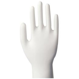 Handske vinyl pudderfri L