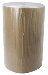 Boblefolie EM 100cmx75m papirlamineret