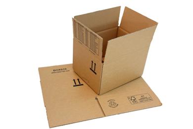 Pahvilaatikko 200*160*120 mm BOX010
