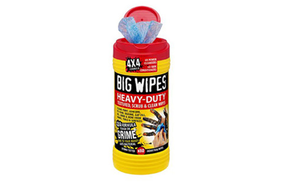 Big Wipes industrail+ heavy duty - rød