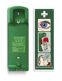 Ögondusch vägghållare