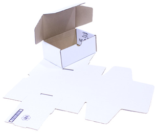 Selvlåsende kasse ES17 180x120x80mm