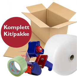 Startpakke for e-handel