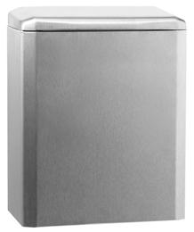 Hygienpåshållare Katrin rostfritt stål