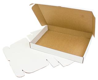 Självlåsande låda ES23 250x170x55mm