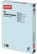 Kulørt papir A4 80g Azurblå5